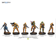 Infinity Yu Jing Invincible Army Sectorial Starter Pack CVB 281304-0753