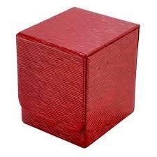 Base Line Deck Box: Red