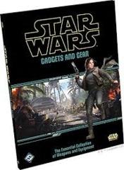 Star Wars RPG: Gadgets & Gears Hardcover