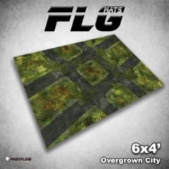 FLG Mats: Overgrown City 6'x4'