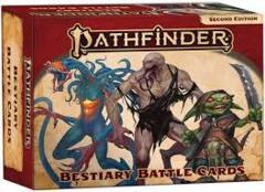 Pathfinder 2E: Bestiary Battle Cards