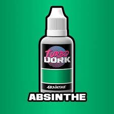 Turbo Dork: Absinthe