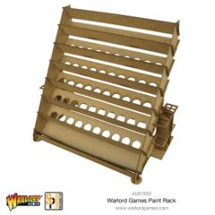Warlord Hobby: large paint rack