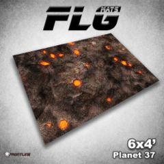 FLG Mats: Planet 37 4x6