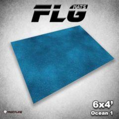 FLG Mats: Ocean 1 4x6