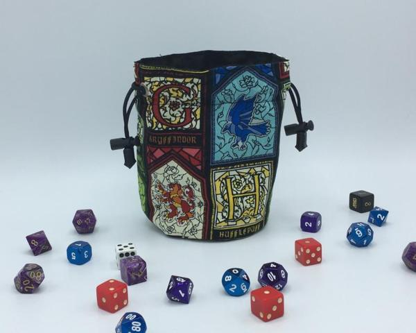$20 Sneaky Geek Chic Dice Bag