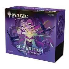 MTG: Throne of Eldraine Holiday Gift Bundle