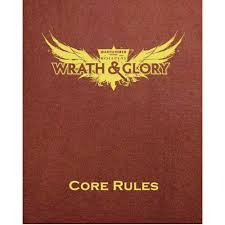 Warhammer 40K: Wrath & Glory RPG - Core Rules: Limited Edition Red