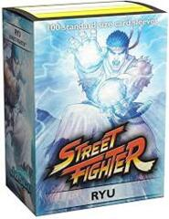Dragon Shield Sleeves: Street Fighter Ryu (Box Of 100)