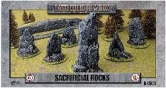 Battlefield in a Box: Sacrificial Rocks