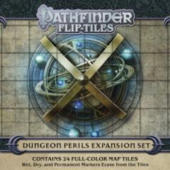 Flip-Tiles: Dungeon Perils Expansion