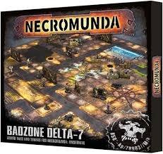 Necromunda: Badzone Delta 7