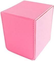 Creation Line Deck Box: Small - Pink