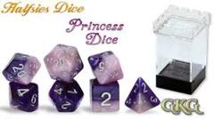 Halfsies Dice: Princess