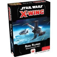 Star Wars X-Wing - Second Edition - Rebel Alliance Conversion Kit