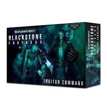 BlackStone Fortress: Traitor Command (Eng)