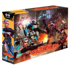 Infinity: Beyond Operation Wildfire Expansion Pack