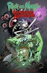 D&D 5E: Dungeons & Dragons vs. Rick and Morty