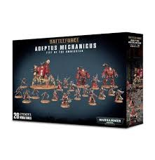 Battleforce Box: Adeptus Mechanicus - Fist of the Omnissiah