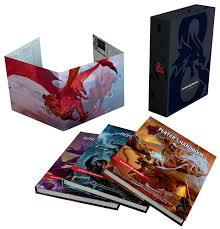 D&D: Core Rulebook Gift Set