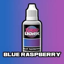 Turbo Dork: Blue Raspberry