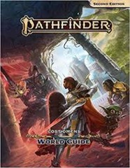 Pathfinder, Second Edition: Lost Omens World Guide