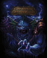 D&D 5E: Ghosts of Saltmarsh: Alternate Cover
