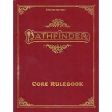 Pathfinder 2E: Core Rulebook - Special Edition