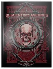 D&D 5E: Baldur's Gate - Descent into Avernus: Alternate Cover