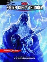 D&D 5E: Storm King's Thunder