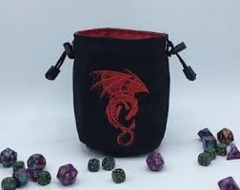 $30 Embroidered Sneaky Geek Chic Bag