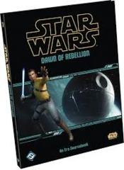 Star Wars RPG: Dawn of Rebellion Hardcover