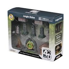 Wizkids Settings: Jungle Shrine
