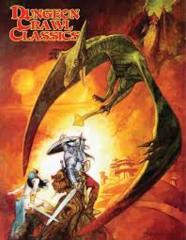 Dungeon Crawl Classics: Sanjulan Hardback (Limited Edition)