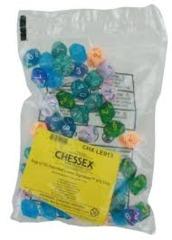CHX30017: Bag 50d6 Lab Dice