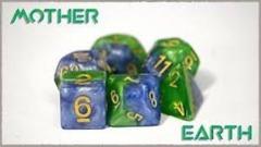GKG523: 7-Die Set Halfsies - Mother Earth