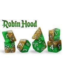 Halfsies Dice: Robin Hood