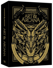 D&D: Art and Arcana - Special Edition