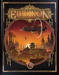 D&D 5E: Eberron - Rising From The Last War: Alternate Cover
