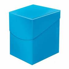 Pro 100+ Eclipse Deck Box: Sky Blue