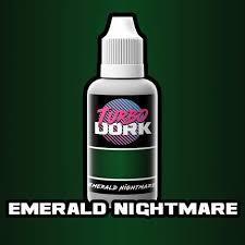 Turbo Dork: Emerald Nightmare