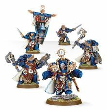 Ultramarines Honour Guard