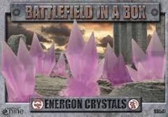 Battlefield in a Box: Energon Crystals Purple