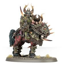 Lord on Daemonic Mount (Finecast)