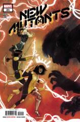 New Mutants Vol 4 #21