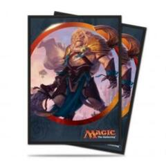 Ultra Pro Magic Ajani Unyielding Standard Card Deck Sleeves 80ct