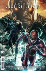 Justice League Vol 4 #59 Cover D Lee Bermejo Snyder Cut Variant