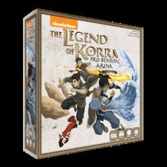 The Legend Of Korra - Pro-Bending Arena
