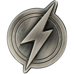 Justice League The Flash Logo Metal Bottle Opener