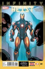Comic Collection: Infinity Heist #1 - #4